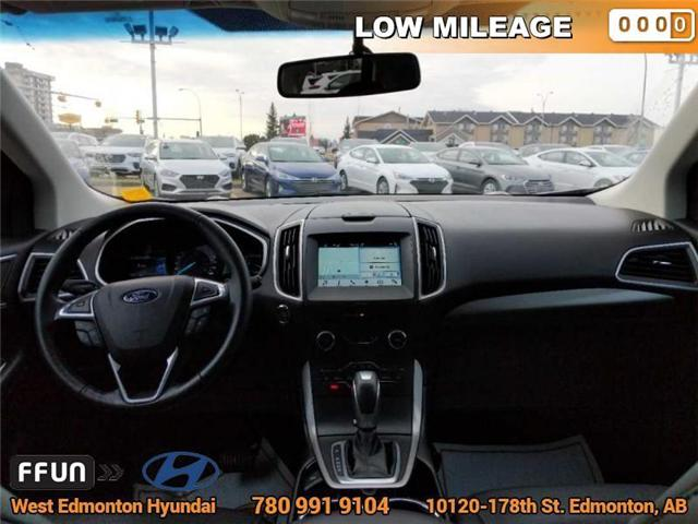 2017 Ford Edge SEL (Stk: P0851) in Edmonton - Image 14 of 21