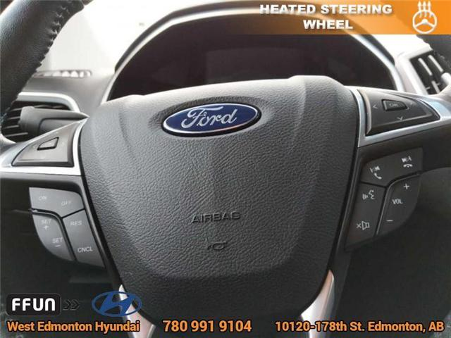 2017 Ford Edge SEL (Stk: P0851) in Edmonton - Image 20 of 21
