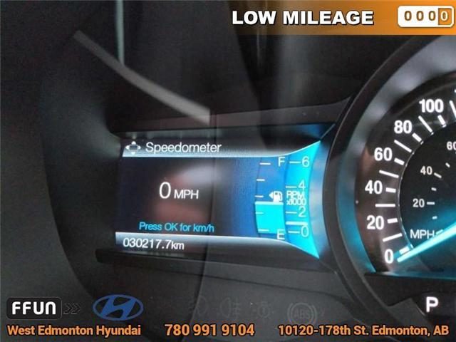 2017 Ford Edge SEL (Stk: P0851) in Edmonton - Image 21 of 21