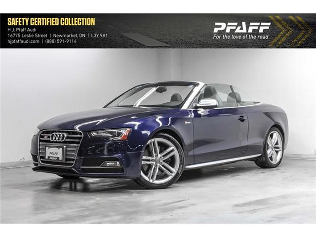 2013 Audi S5 3.0T (Stk: A11292AA) in Newmarket - Image 1 of 22
