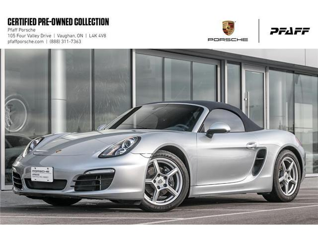 2015 Porsche Boxster PDK (Stk: U7426A) in Vaughan - Image 1 of 20