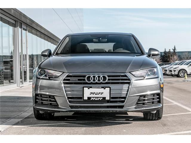 2017 Audi A4 2.0T Progressiv quattro 7sp S tronic (Stk: U7656) in Vaughan - Image 2 of 21