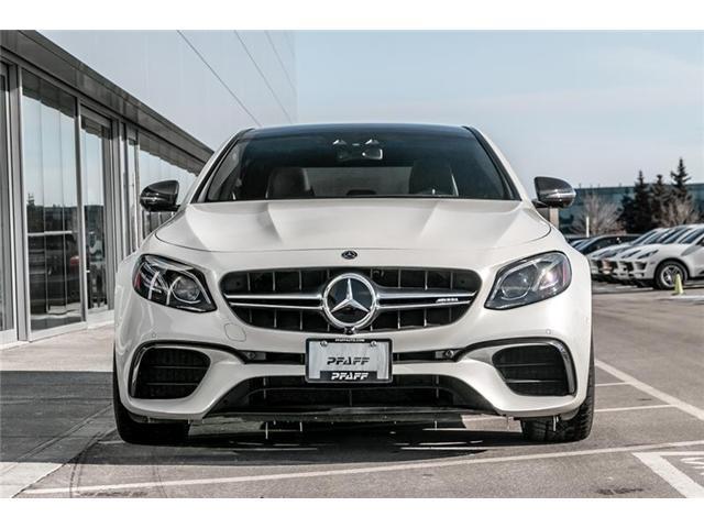 2018 Mercedes-Benz E63 AMG S 4MATIC+ Sedan (Stk: U7661) in Vaughan - Image 2 of 22