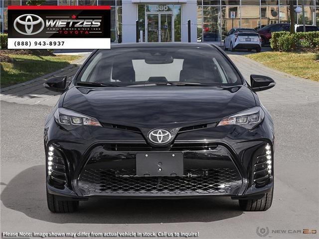 2019 Toyota Corolla XSE Package (Stk: 67968) in Vaughan - Image 2 of 24