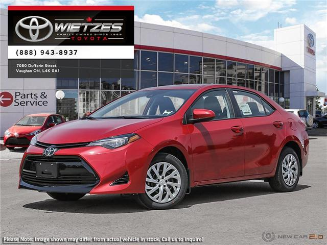 2019 Toyota Corolla LE (Stk: 67978) in Vaughan - Image 1 of 23