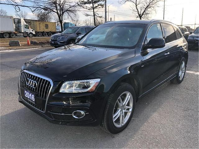 2016 Audi Q5 2.0T Progressiv (Stk: 099038T) in Brampton - Image 1 of 14