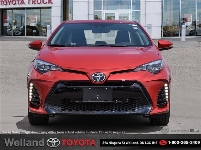 2019 Toyota Corolla SE Upgrade Package (Stk: COR6334) in Welland - Image 2 of 23