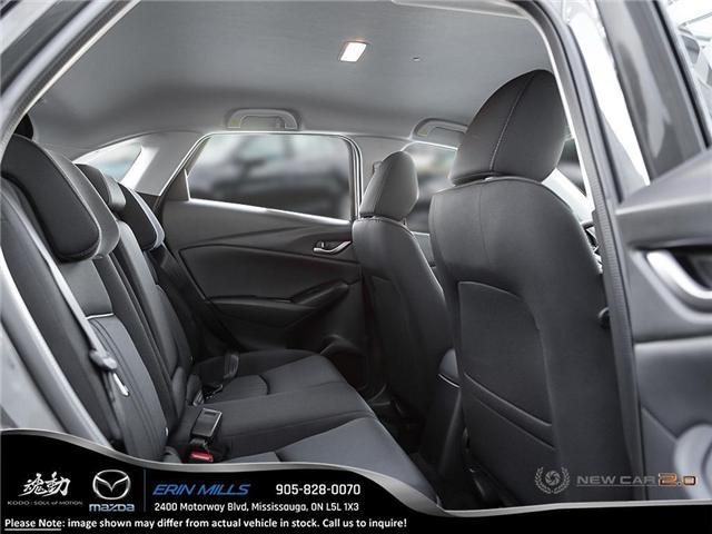 2019 Mazda CX-3 GS (Stk: 19-0111) in Mississauga - Image 22 of 24