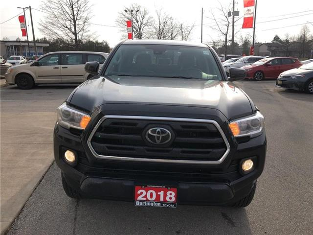 2018 Toyota Tacoma SR5 (Stk: U10496) in Burlington - Image 8 of 18