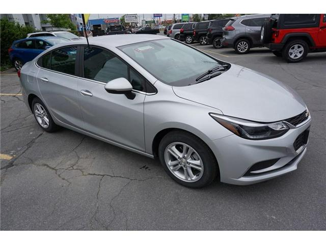 2018 Chevrolet Cruze LT Auto (Stk: 18A056) in Kingston - Image 1 of 23
