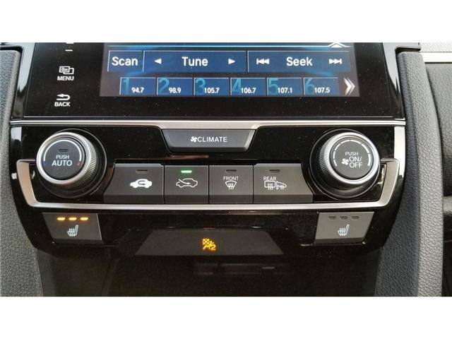 2018 Honda Civic LX (Stk: 18074) in Kingston - Image 21 of 24
