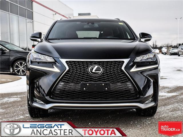2017 Lexus NX 200t Base (Stk: F100) in Ancaster - Image 2 of 28