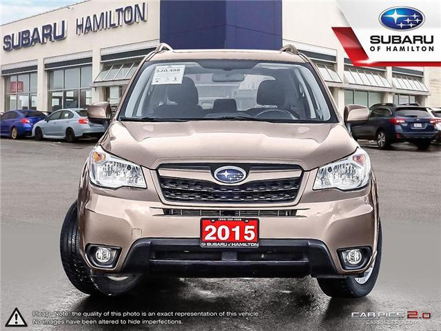 2015 Subaru Forester 2.5i Touring Package (Stk: S7354A) in Hamilton - Image 2 of 27