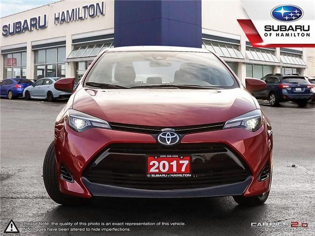 2017 Toyota Corolla LE (Stk: S7378B) in Hamilton - Image 2 of 25