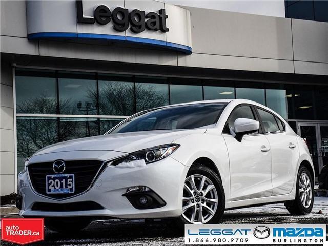 2015 Mazda Mazda3 GS (Stk: 1749) in Burlington - Image 1 of 22