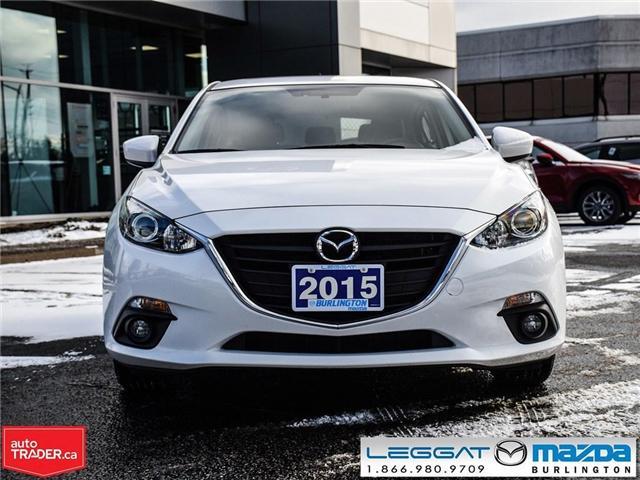 2015 Mazda Mazda3 GS (Stk: 1749) in Burlington - Image 2 of 22