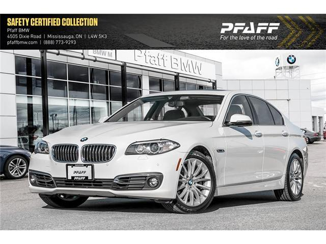 2014 BMW 528i xDrive (Stk: U5225) in Mississauga - Image 1 of 22