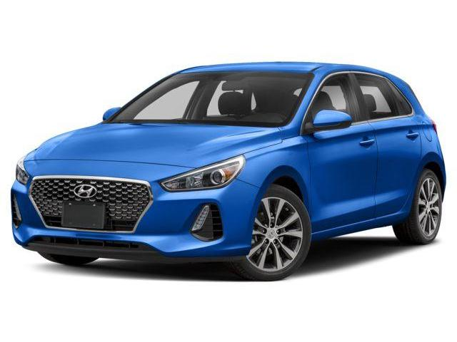 2019 Hyundai Elantra GT N Line (Stk: 28455) in Scarborough - Image 1 of 9