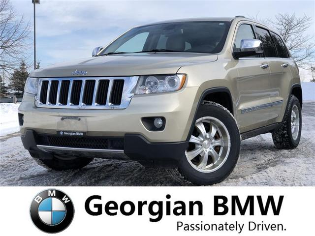 2011 Jeep Grand Cherokee Limited (Stk: B19047-1) in Barrie - Image 1 of 14