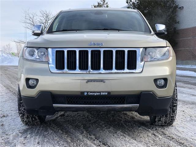 2011 Jeep Grand Cherokee Limited (Stk: B19047-1) in Barrie - Image 2 of 14