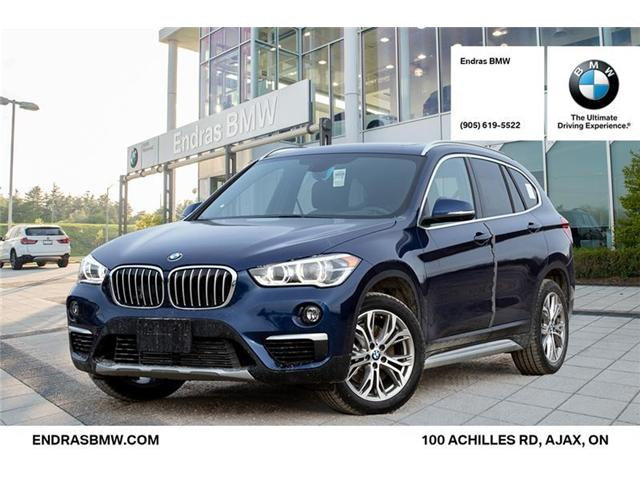 2018 BMW X1 xDrive28i (Stk: 12920) in Ajax - Image 1 of 22