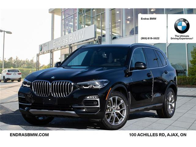 2019 BMW X5 xDrive40i (Stk: 52466) in Ajax - Image 1 of 22