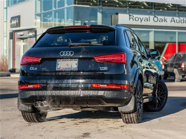 2018 Audi Q3 2.0T Technik (Stk: N4644) in Calgary - Image 2 of 6