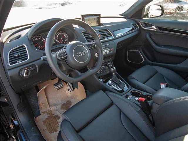 2018 Audi Q3 2.0T Technik (Stk: N4644) in Calgary - Image 4 of 6
