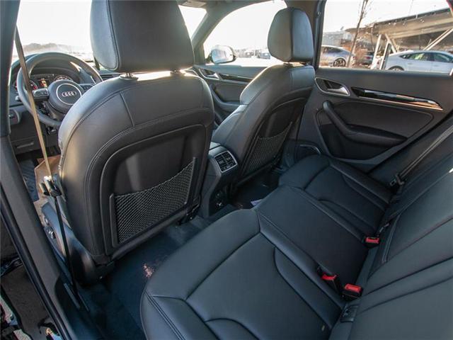 2018 Audi Q3 2.0T Technik (Stk: N4644) in Calgary - Image 5 of 6