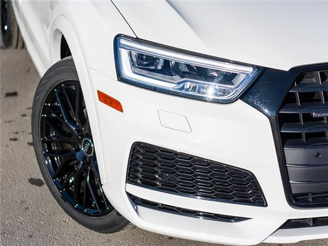 2018 Audi Q3 2.0T Technik (Stk: N4755) in Calgary - Image 2 of 6