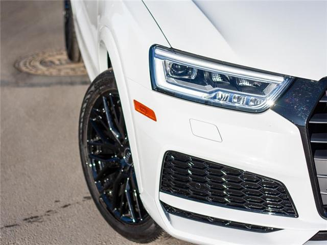 2018 Audi Q3 2.0T Technik (Stk: N4756) in Calgary - Image 3 of 22