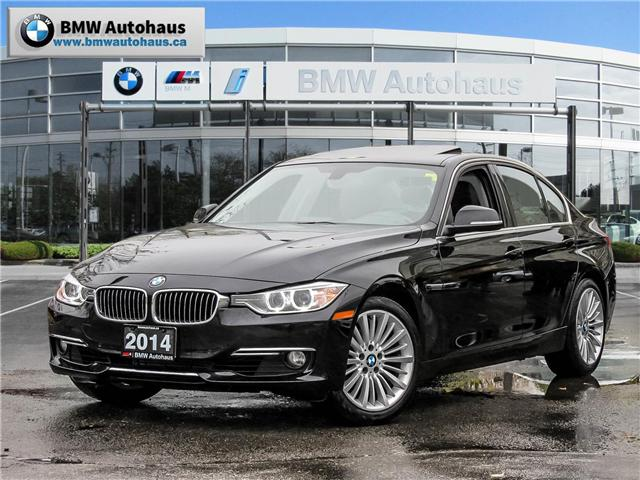 2014 BMW 328i xDrive (Stk: P8618) in Thornhill - Image 1 of 24