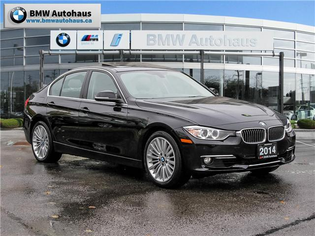 2014 BMW 328i xDrive (Stk: P8618) in Thornhill - Image 3 of 24