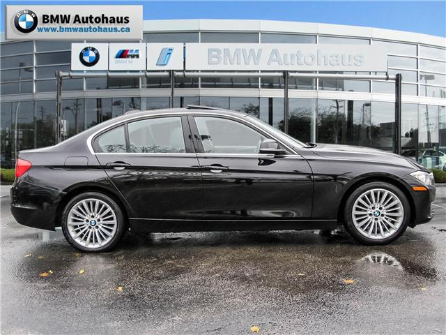 2014 BMW 328i xDrive (Stk: P8618) in Thornhill - Image 4 of 24