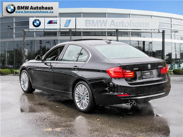 2014 BMW 328i xDrive (Stk: P8618) in Thornhill - Image 7 of 24