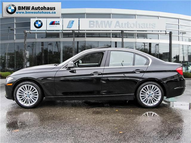 2014 BMW 328i xDrive (Stk: P8618) in Thornhill - Image 8 of 24