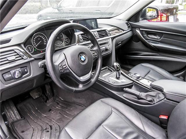 2014 BMW 328i xDrive (Stk: P8618) in Thornhill - Image 9 of 24