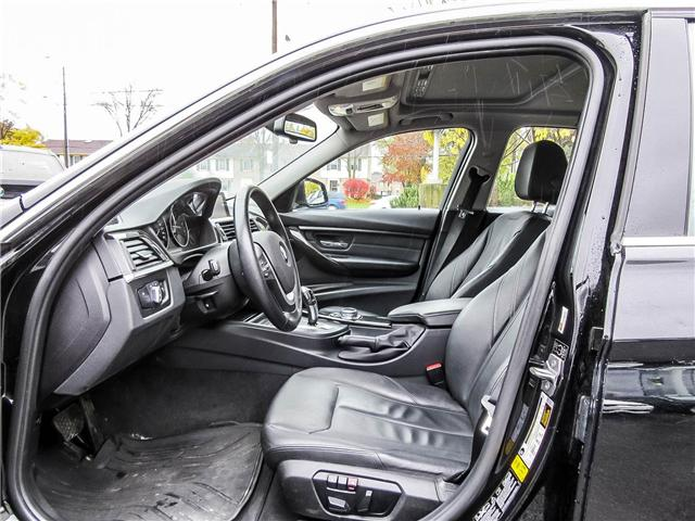 2014 BMW 328i xDrive (Stk: P8618) in Thornhill - Image 10 of 24