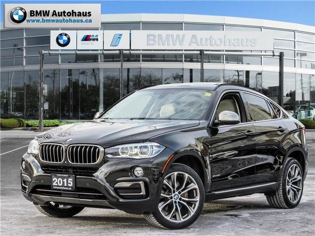 2015 BMW X6 xDrive35i (Stk: P8651A) in Thornhill - Image 1 of 29