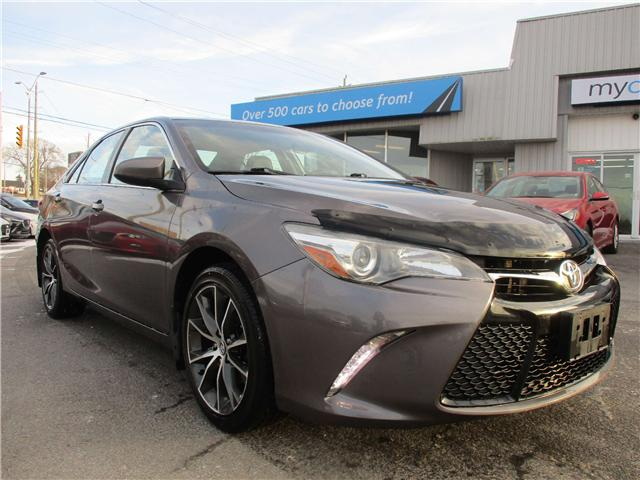 2015 Toyota Camry XSE (Stk: 182027) in Kingston - Image 1 of 12