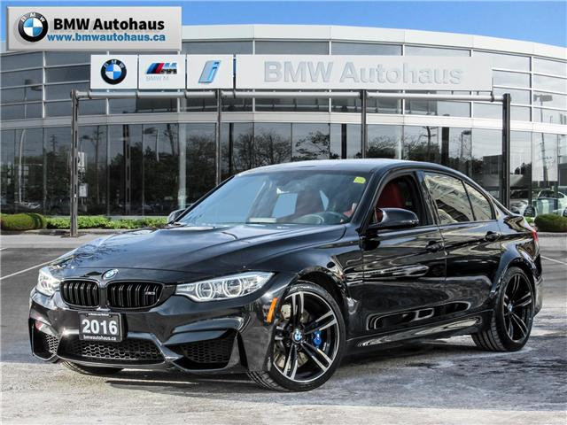 2016 BMW M3 Base (Stk: P8749) in Thornhill - Image 1 of 25