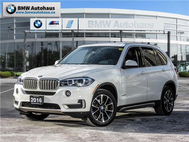 2016 BMW X5 xDrive35i (Stk: P8750) in Thornhill - Image 1 of 28