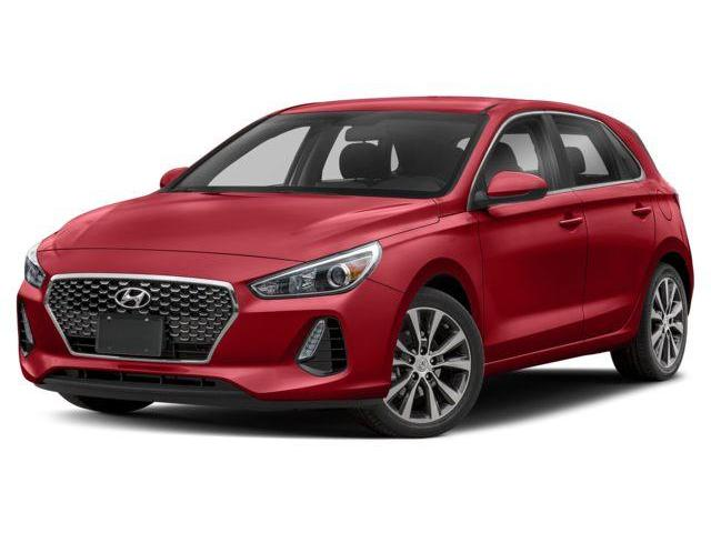2019 Hyundai Elantra GT Luxury (Stk: KU095637) in Mississauga - Image 1 of 9