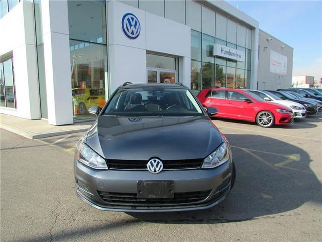 2015 Volkswagen Golf Sportwagon 2.0 TDI Trendline (Stk: 5465P) in Toronto - Image 2 of 20