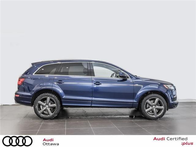 2015 Audi Q7 3.0T Vorsprung Edition (Stk: 51308A) in Ottawa - Image 2 of 22