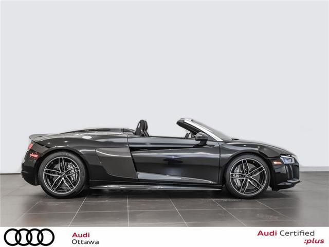2018 Audi R8 5.2 V10 plus (Stk: 52319A) in Ottawa - Image 2 of 22