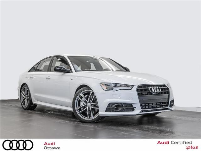 2017 Audi A6 2.0T Technik (Stk: PA531) in Ottawa - Image 1 of 22
