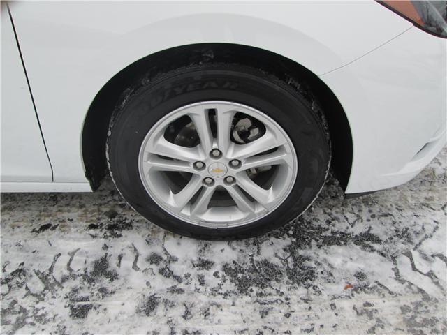 2018 Chevrolet Cruze LT Auto (Stk: 182142) in Richmond - Image 8 of 14
