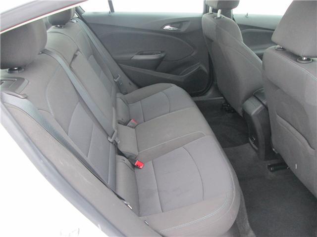 2018 Chevrolet Cruze LT Auto (Stk: 182142) in Richmond - Image 11 of 14