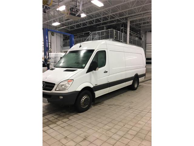 2012 Mercedes-Benz Sprinter-Class High Roof (Stk: 308542) in Burlington - Image 1 of 5